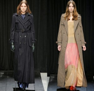 ronique-branquinho-2014-2015-fall-autumn-winter-fashion-womens-paris-oversized-coat-pinstripe-dress-skirt-pleats-plaid-tartan-knit-vest-bomber-gloves-01x-1
