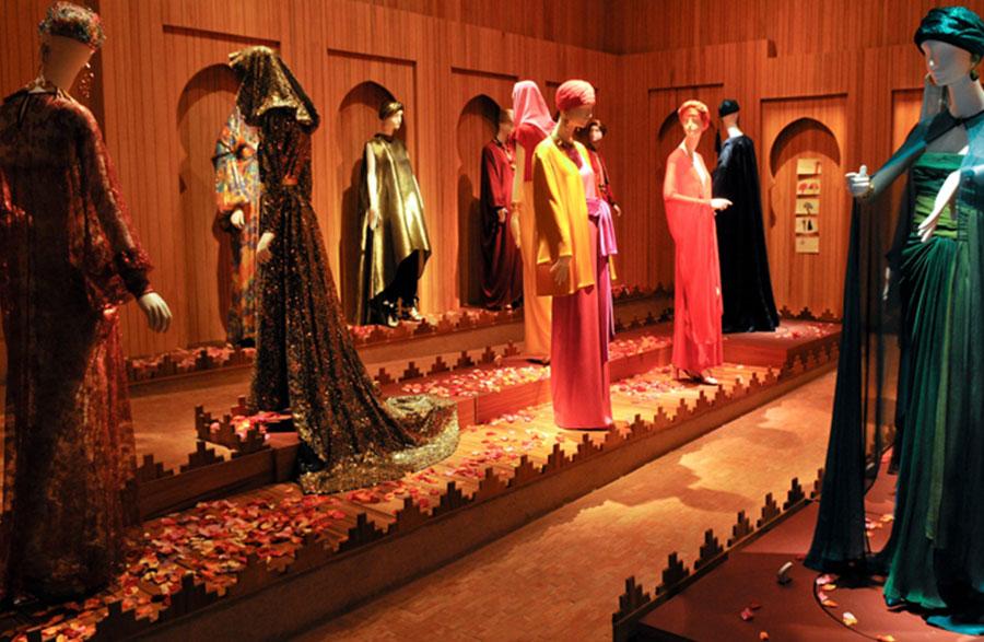 Ortadoğu'da Enkazın Altından Moda Çıktı