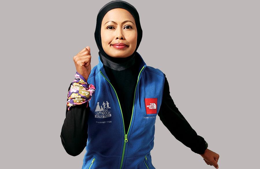 Maraton Yarışçısı Aida Othman ile Tanışın