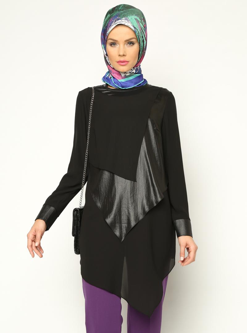 asimetrik-bluz--siyah--lasiea-165771-2