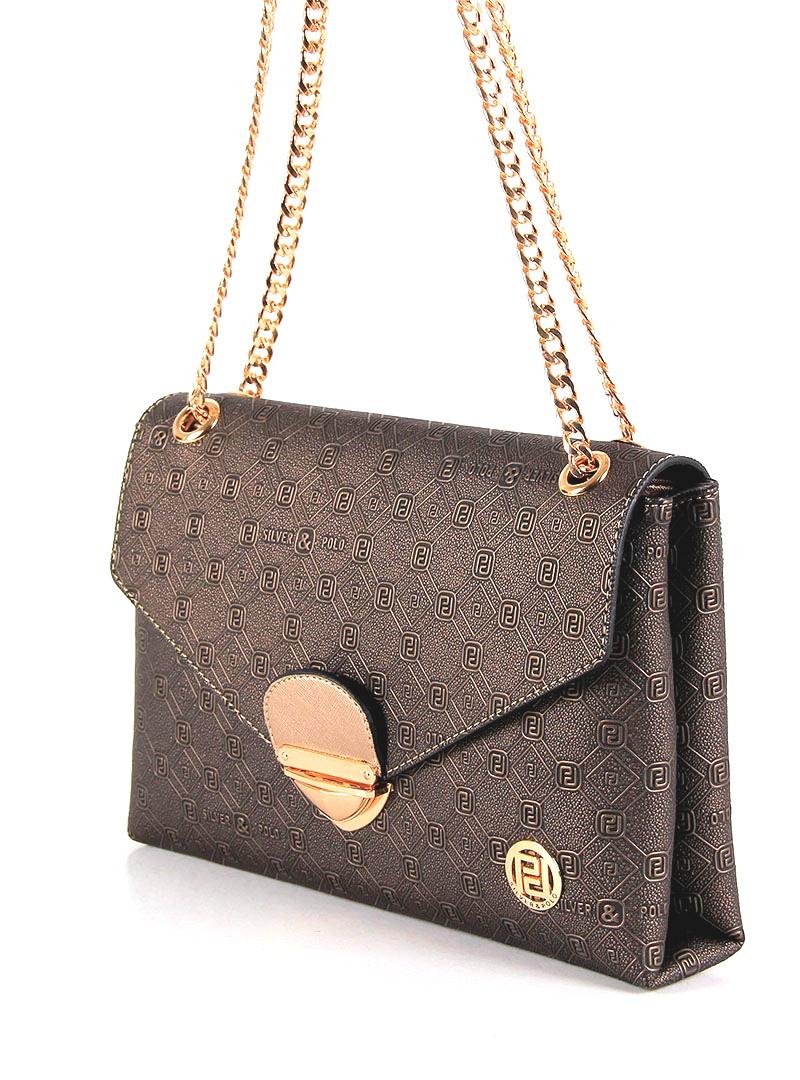 bronz renk çanta