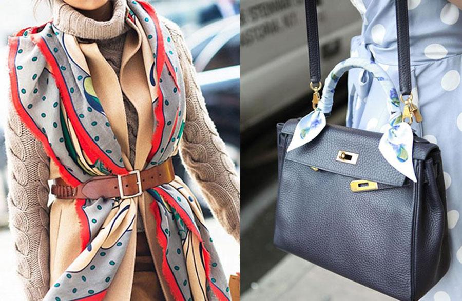Stil Detayı: Eşarp Kullanma Sanatı