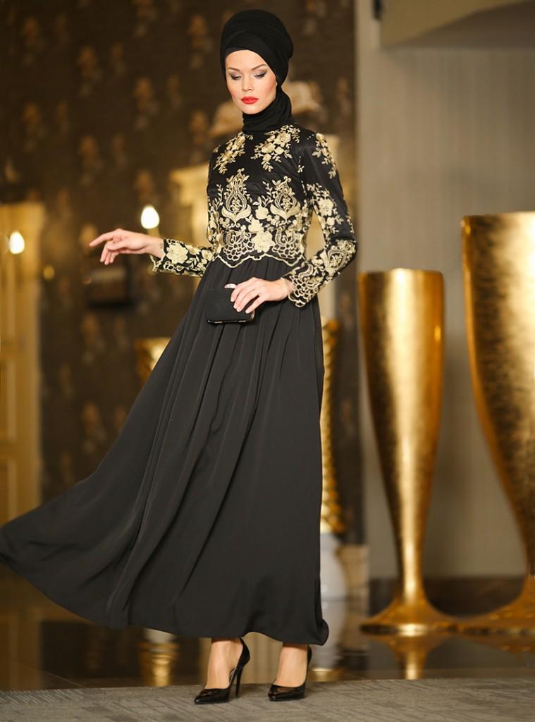 gupurlu-abiye-elbise--siyah--dersaadet-160491-1