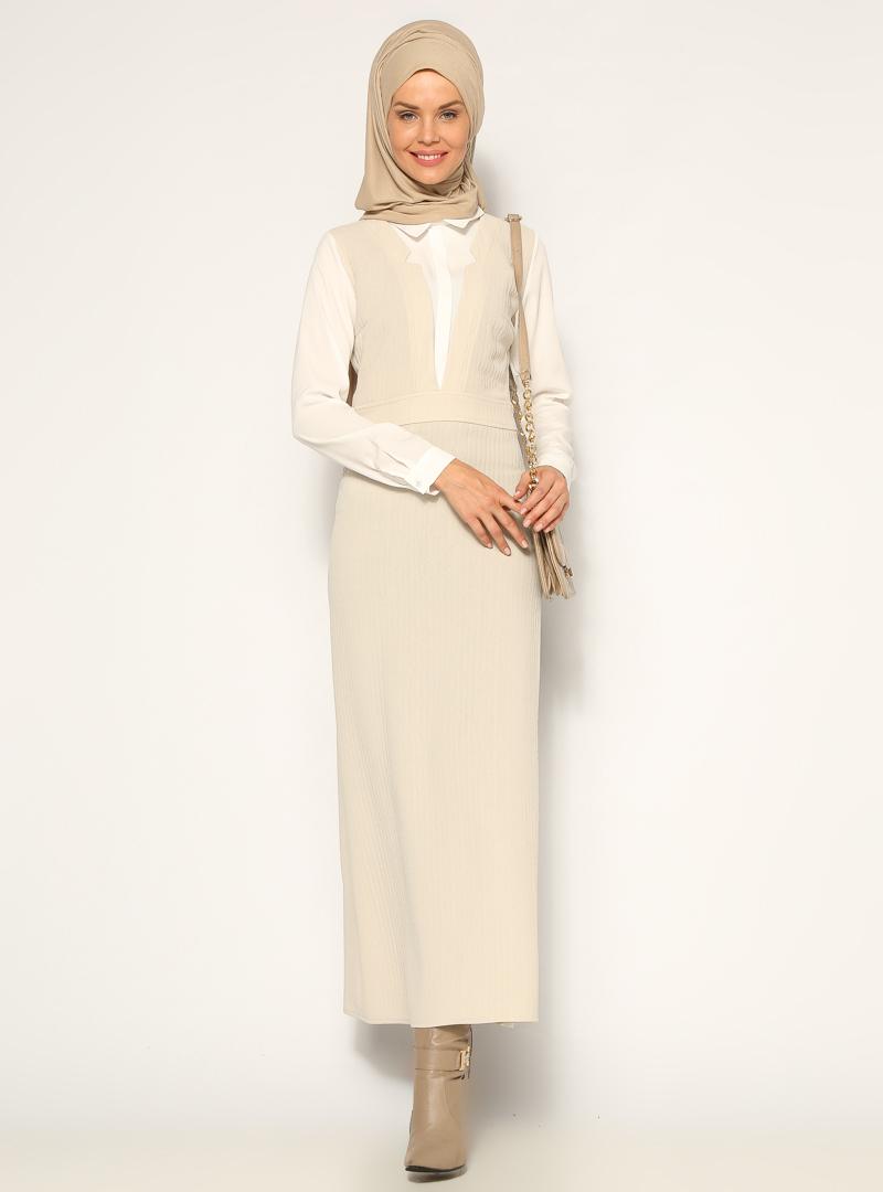 klasik-elbise--tas-ekru-neways-160338-2