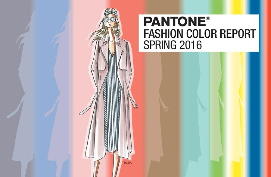 Pantone 2016 Renkleri Yakın Mercekte