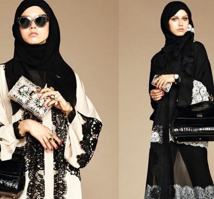 Dolce & Gabbana 2016 Abaya Koleksiyonu