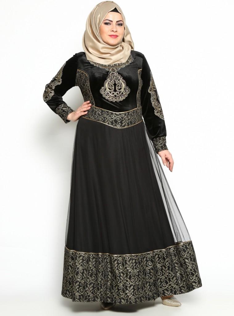 kadife-abiye-elbise--siyah--jazzline-173158-173158-3