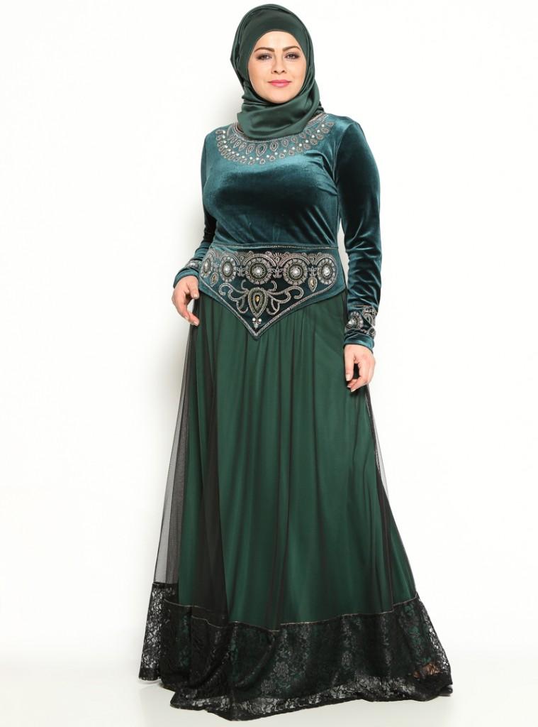 kadife-abiye-elbise--yesil--jazzline-173123-173123-1