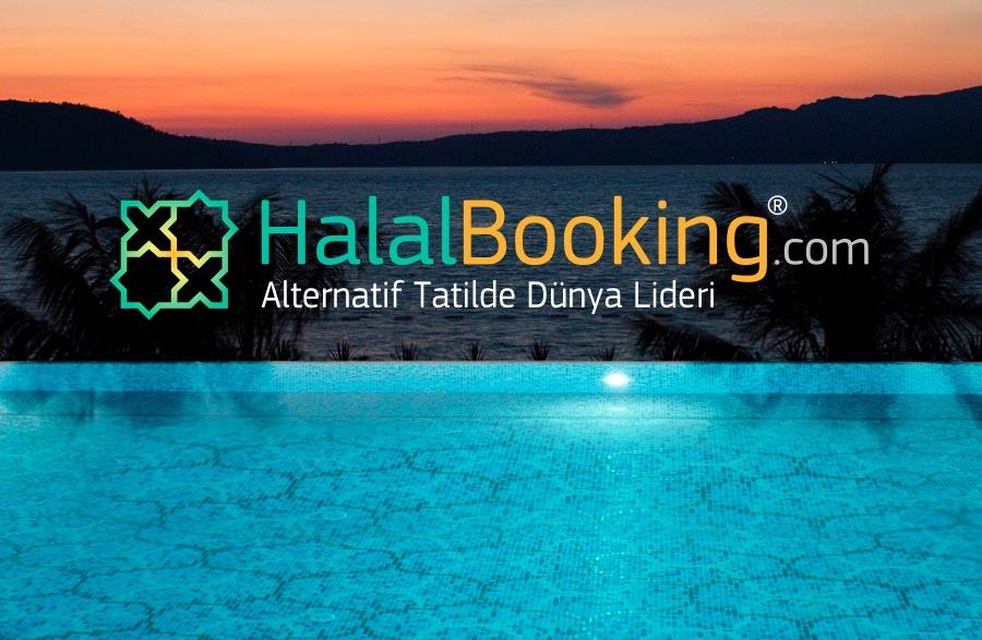 Dünyanın En İyi Helal Tatil Web Sitesi HalalBooking.com