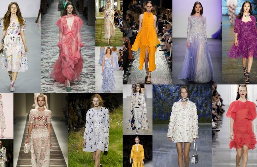 2016 İlkbahar / Yaz Trendi: Yeni Romantik