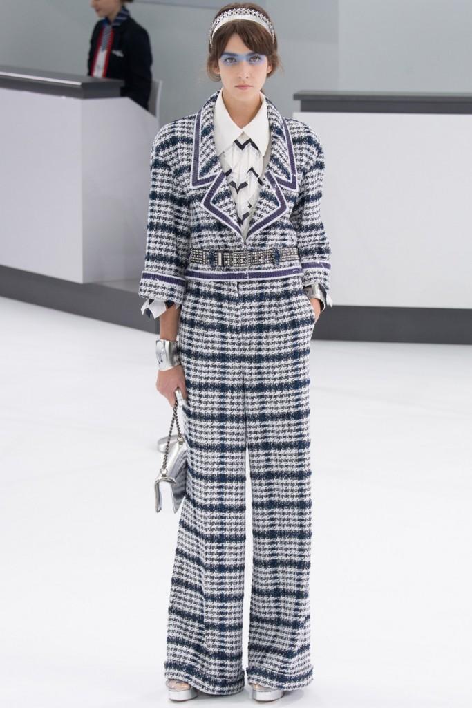 Chanel culotte takim