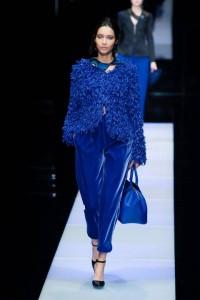 Giorgio Armani Mavi pantolon