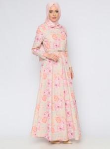 cicekli-elbise--bej--zernisan-181360-181360-1