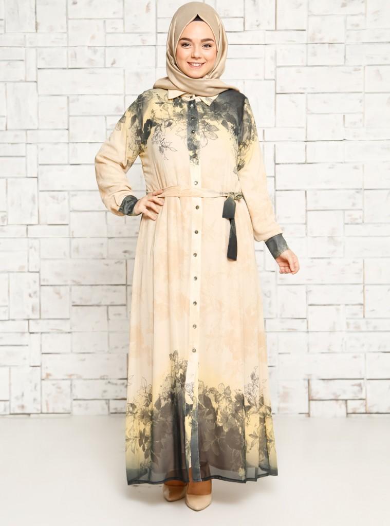 cicekli-sifon-elbise--safran--mor-menekse-178661-1