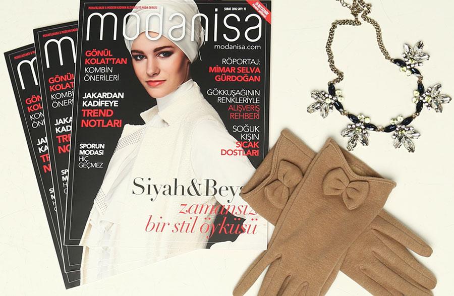 Modanisa Dergi ile Modanın Zamansız Hali