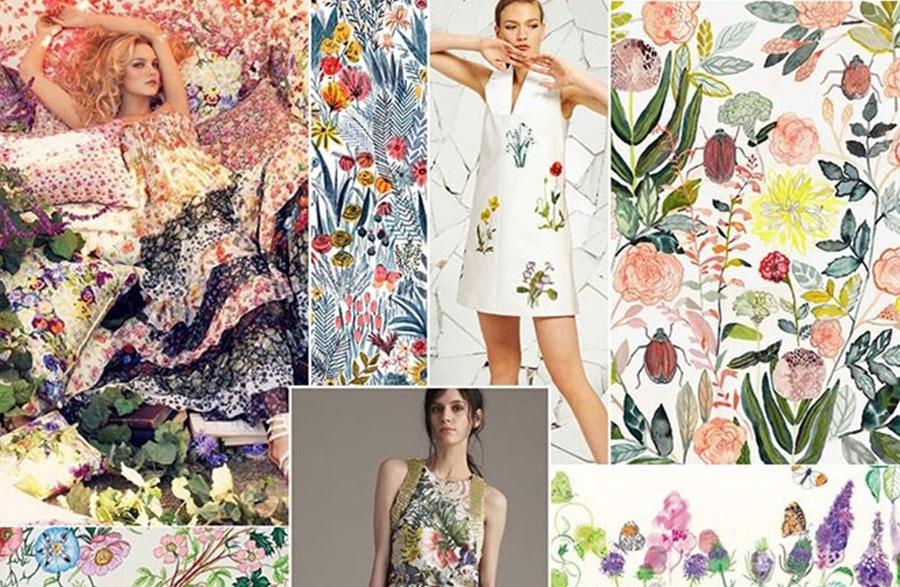 Tesettür Giyim 2016 İlkbahar Yaz Desen Trendleri