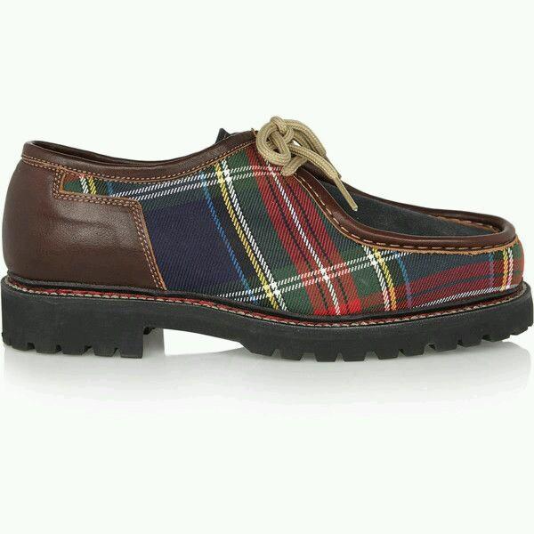 Ekose ayakkabi