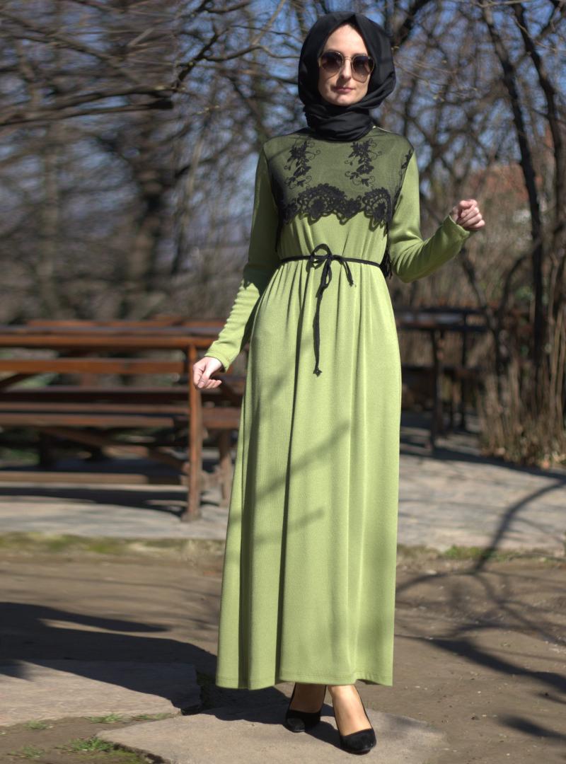 dantel-desenli-elbise--yesil--melek-aydin-186368-1