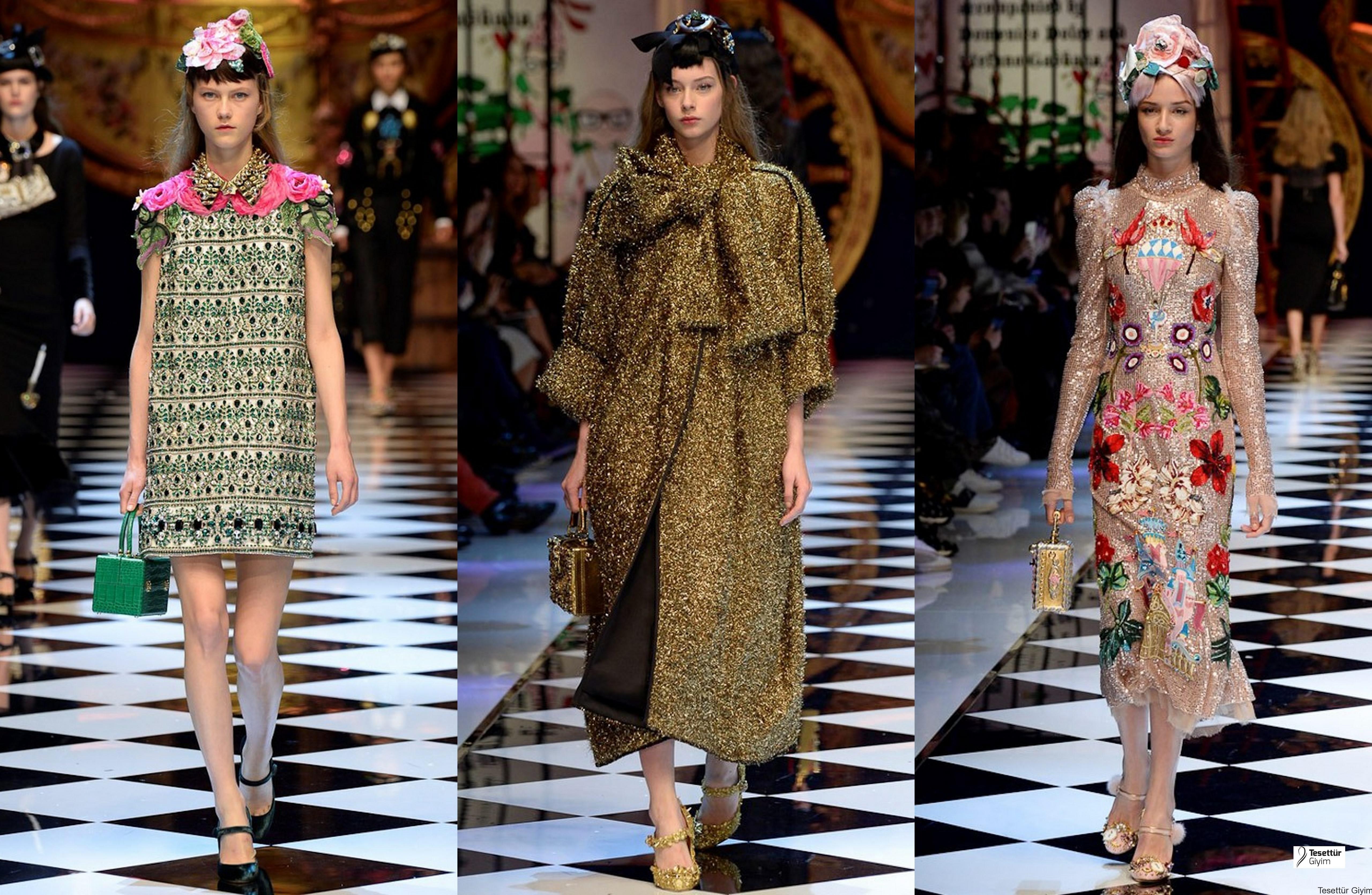 Dolce&Gabbana Masallar Ülkesinde