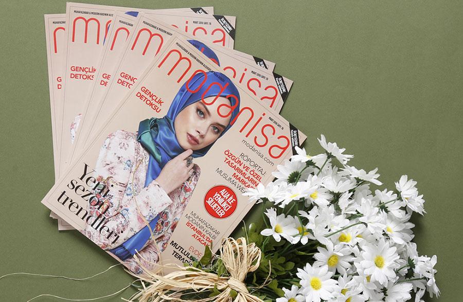 Modanisa Dergi ile Yeni Sezona 'Merhaba'