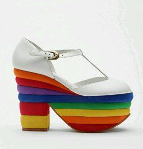 Gokkusagi ayakkabi