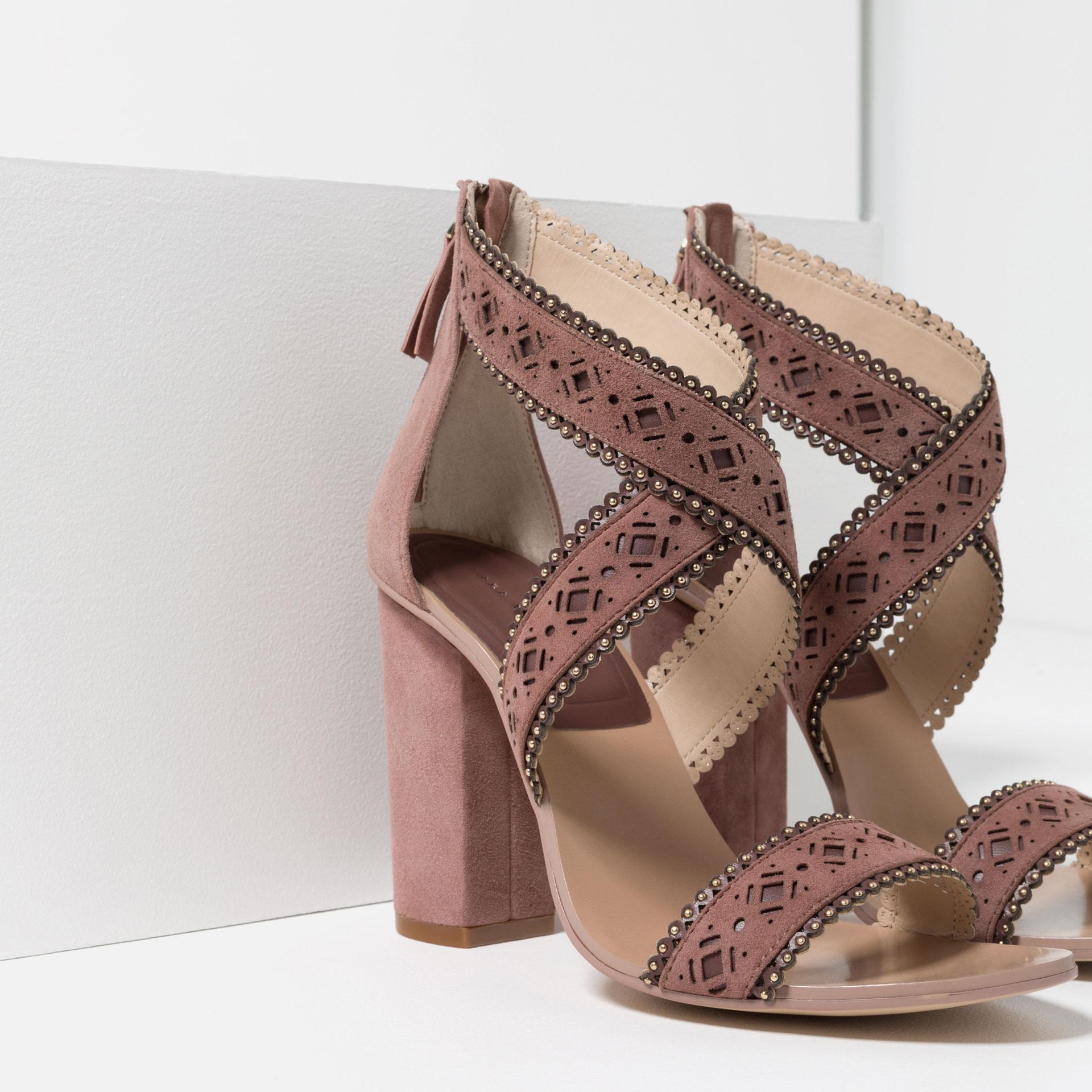 Tarz ayakkabı zara 1
