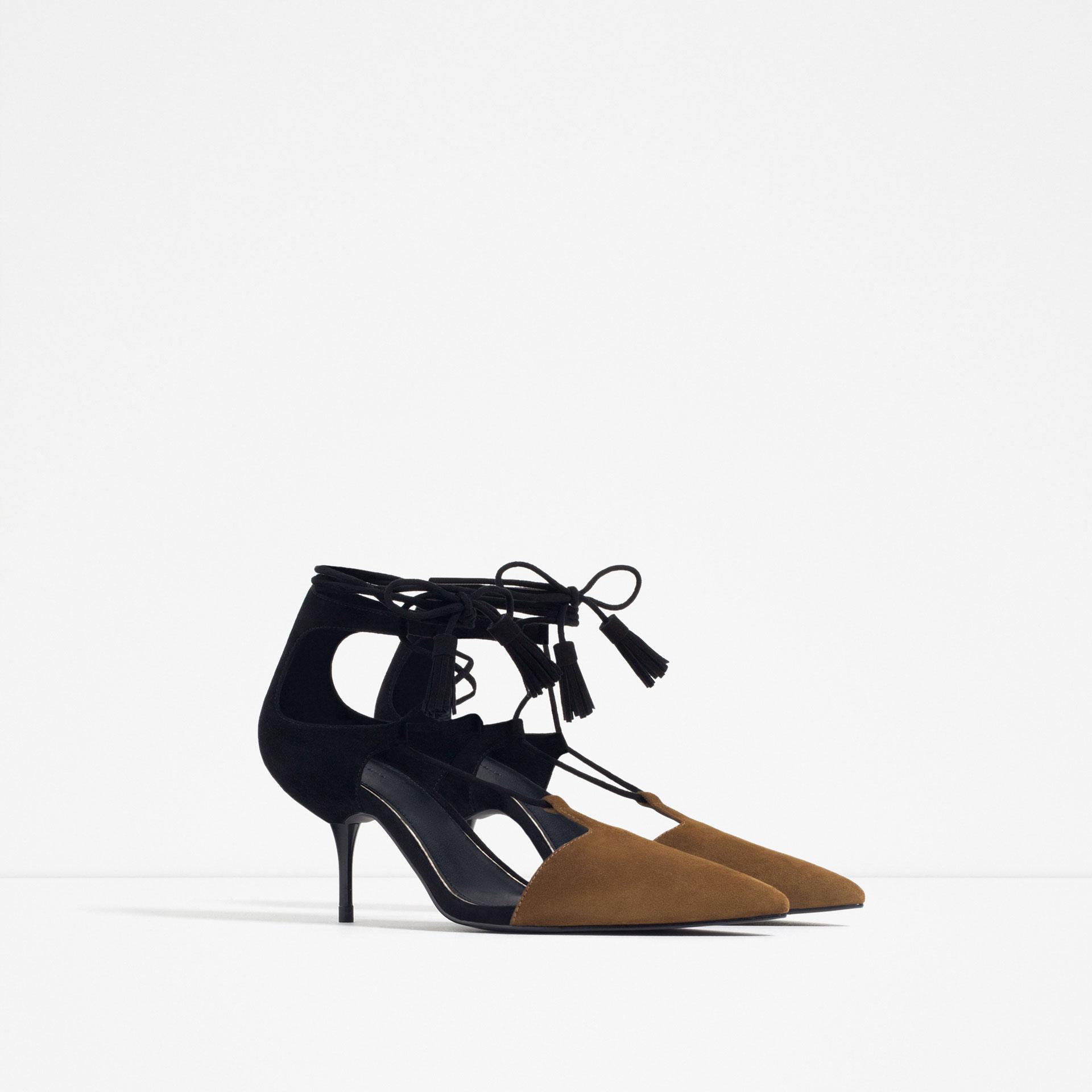 Tarz ayakkabı zara 2