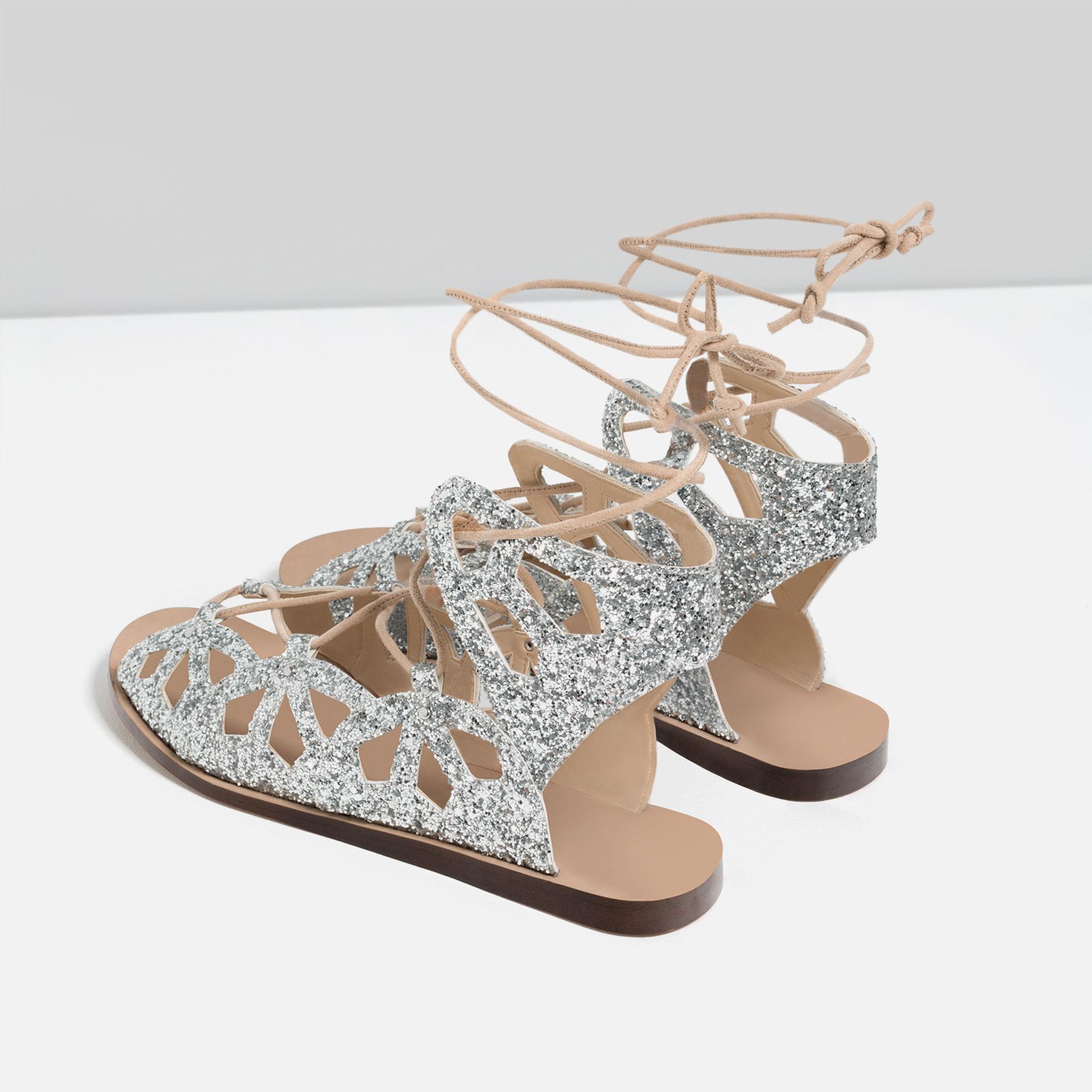 Tarz ayakkabı zara 3