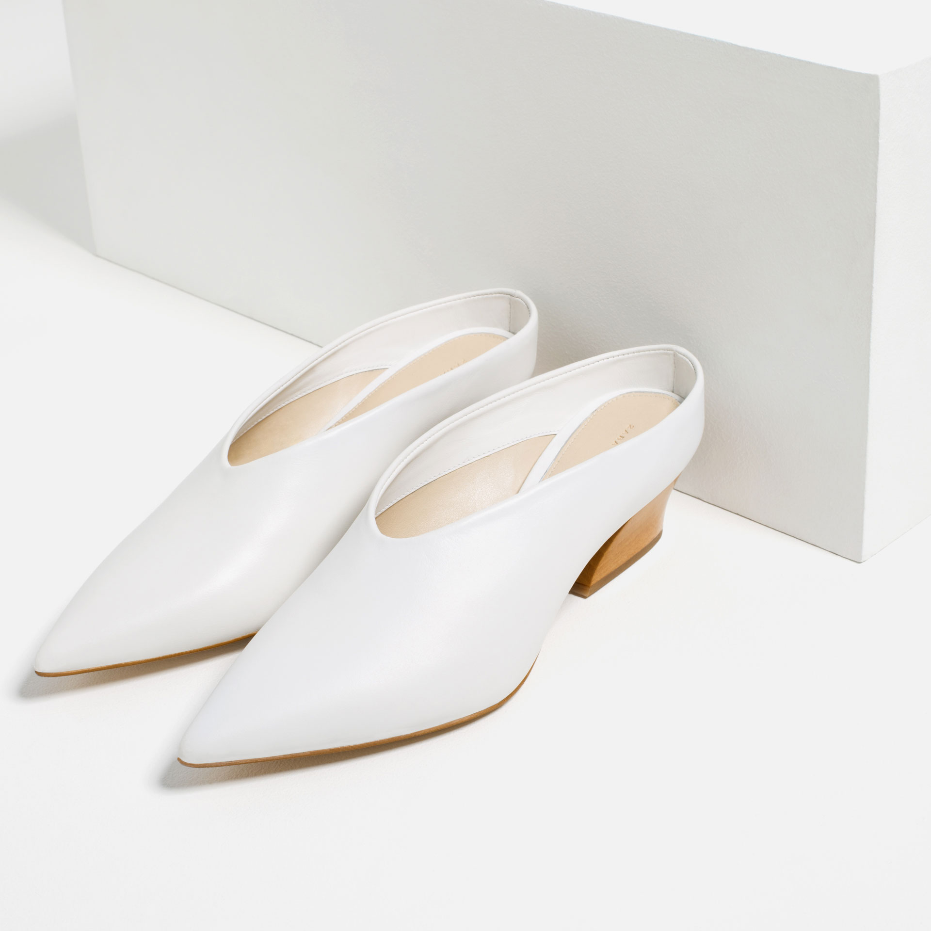 Tarz ayakkabı zara 4