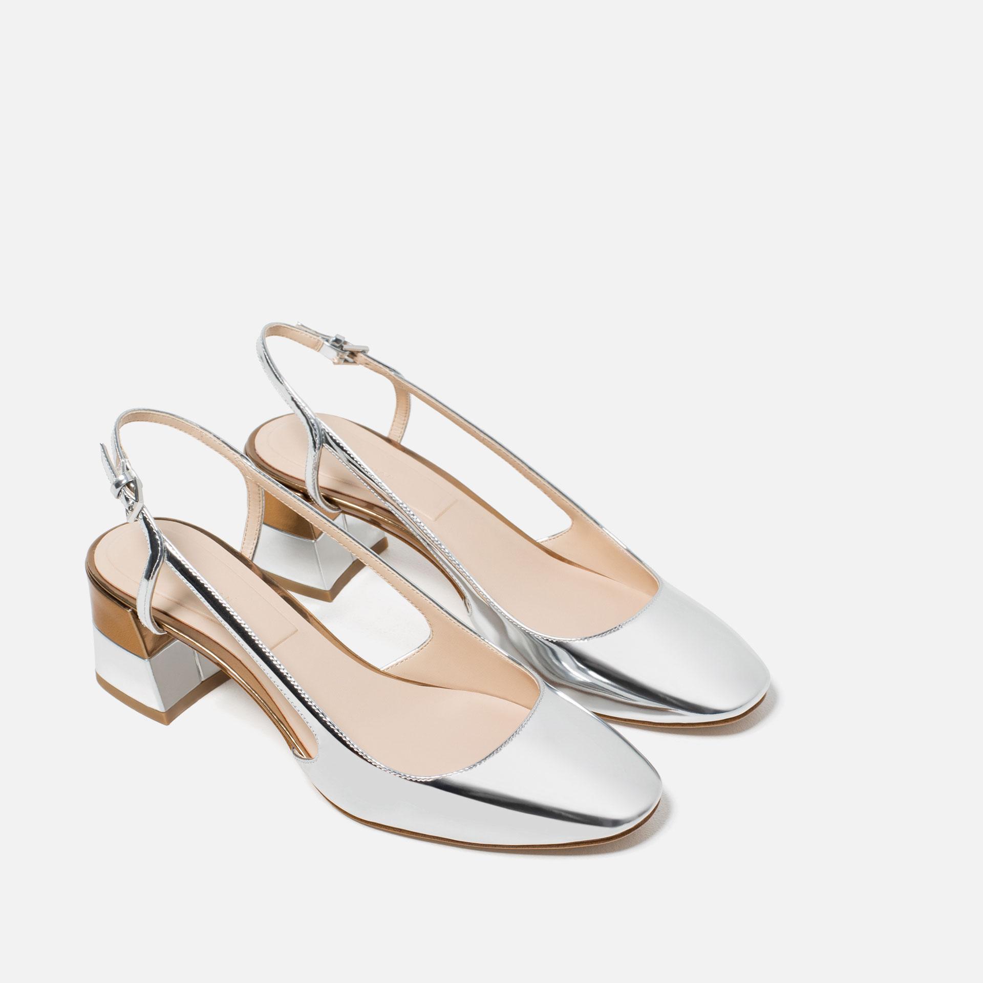 Tarz ayakkabı zara 6