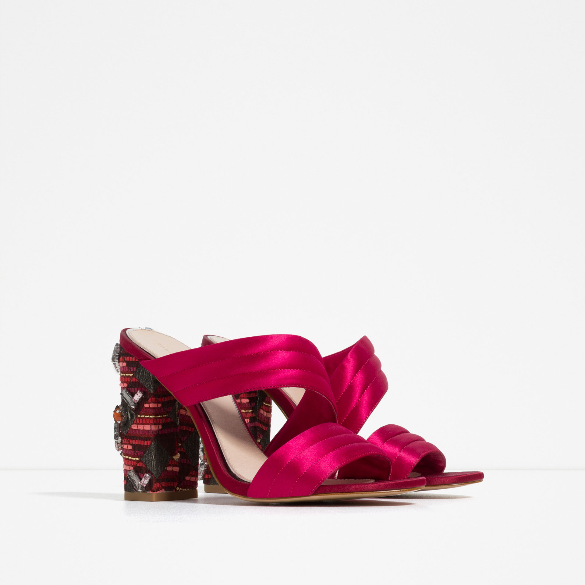 Tarz ayakkabı zara 8