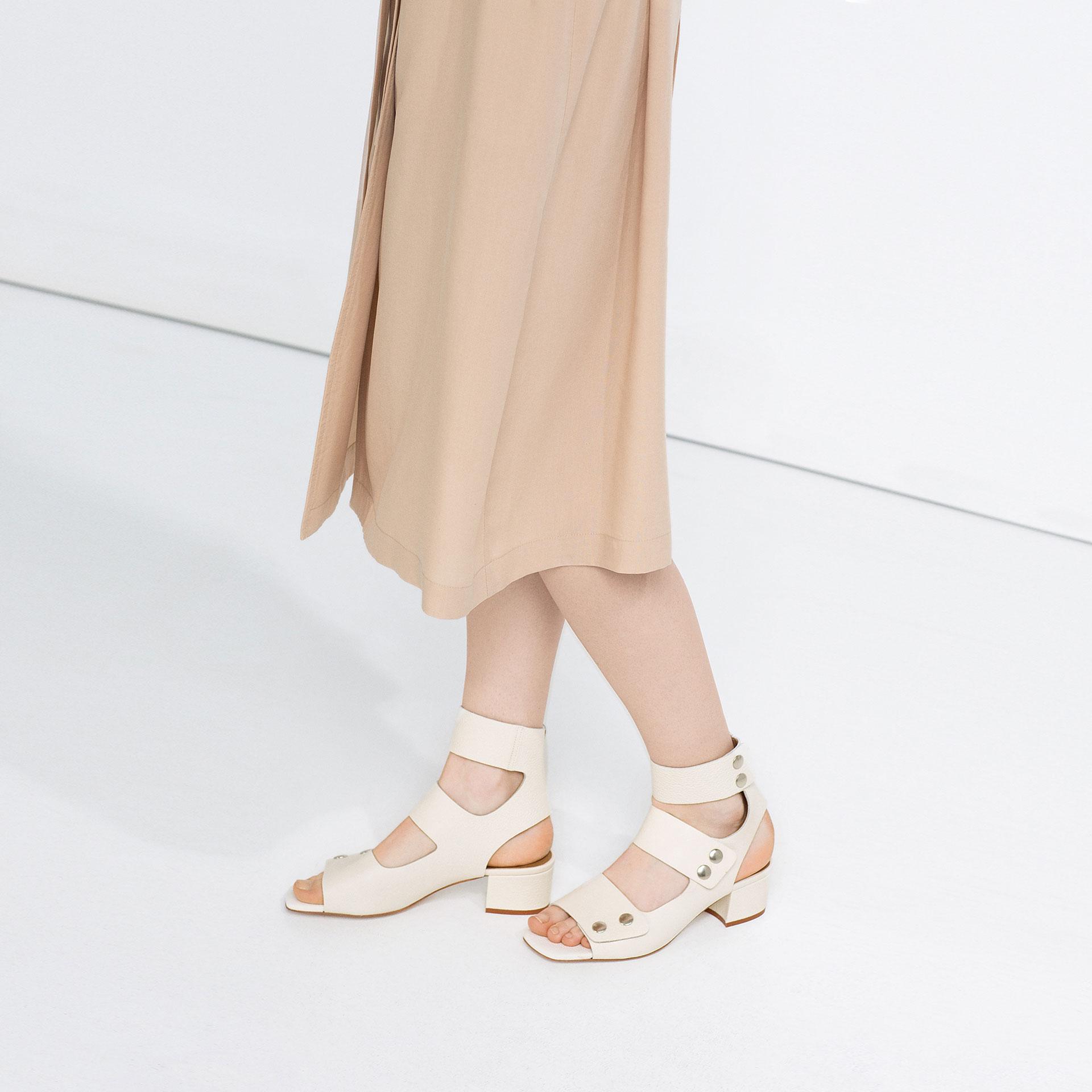 Tarz ayakkabı zara 9