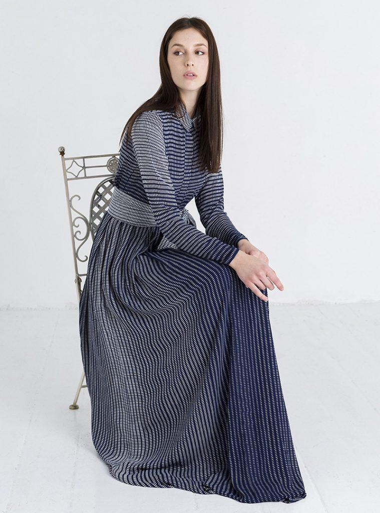 gomlek-yakali-elbise--lacivert--store-wf-186335-2