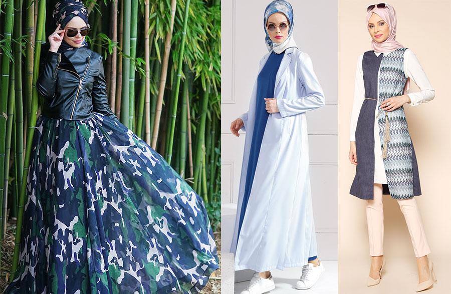 Tesettür Giyimin Öncü Markaları Sadece Modanisa'da