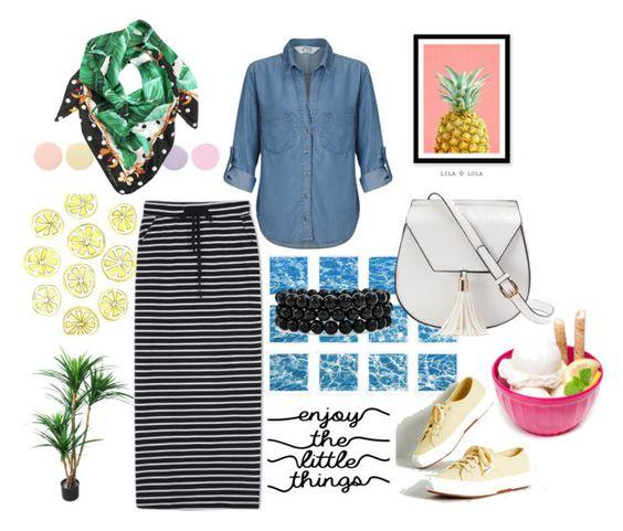 Cool Yaz Stilinin Ayrılmaz Parçaları