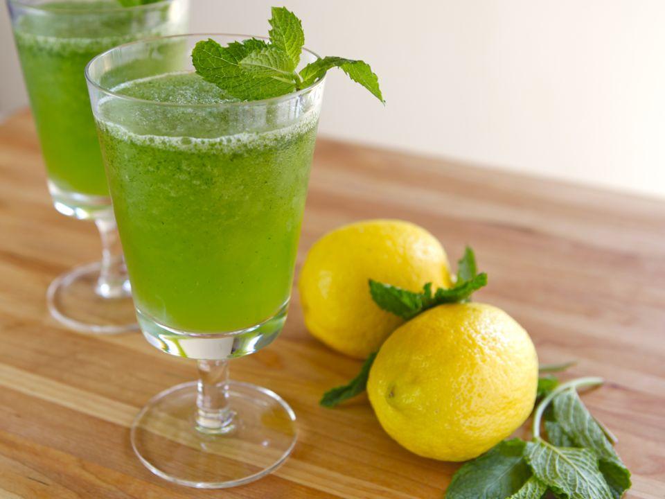 Yeşil Limonata