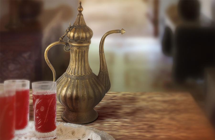Ramazan için 3 Altın Şerbet