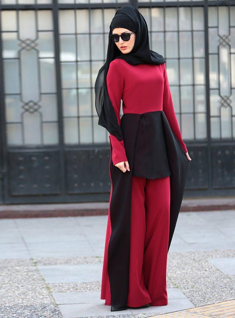 takim-tunikpantolon--bordo--selma-sari-design-197745-1