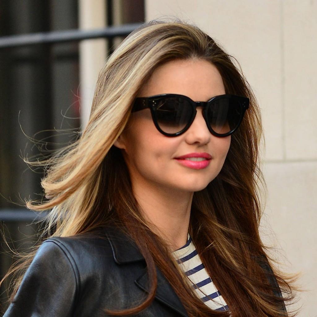 Yüz Şekline Göre En Moda Güneş Gözlükleri