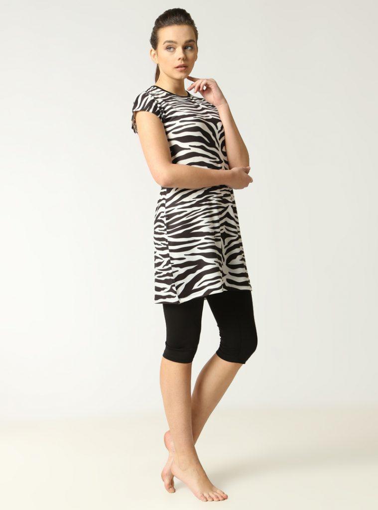 zebra-desenli-yarim-kapali-mayo--siyah-beyaz--mayovera-187685-1