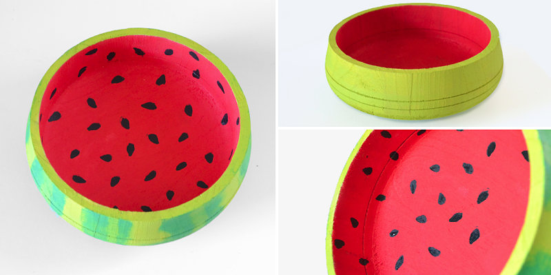 DIY-watermelon-bowl