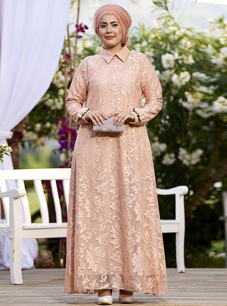 dantel-cicek-aksesuarli-elbise--somon--nesrin-emniyetli-212112-1