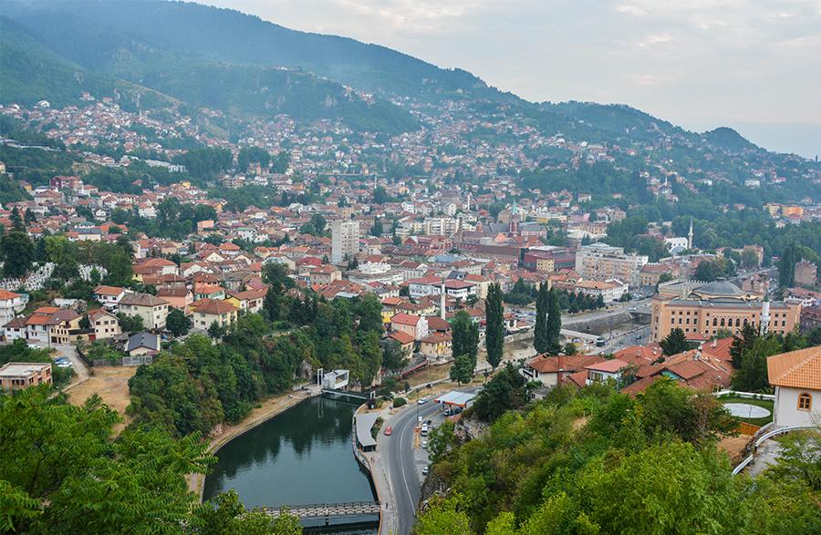 Serinleten Bir Güzellik: Sarajevo