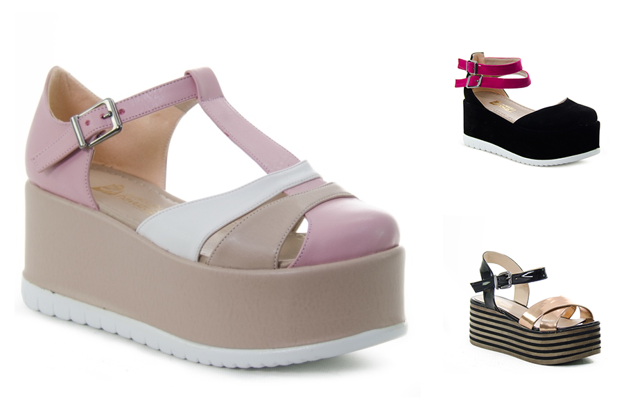 937d6ca3ceffd 2016 Yazlık Platform Ayakkabılar | Tesettür Giyim Blog