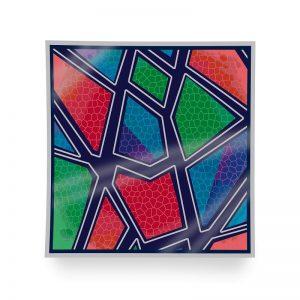 geometrik eşarp