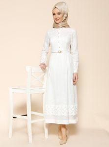 kemerli-elbise--ekru--puane-189515-189515-1