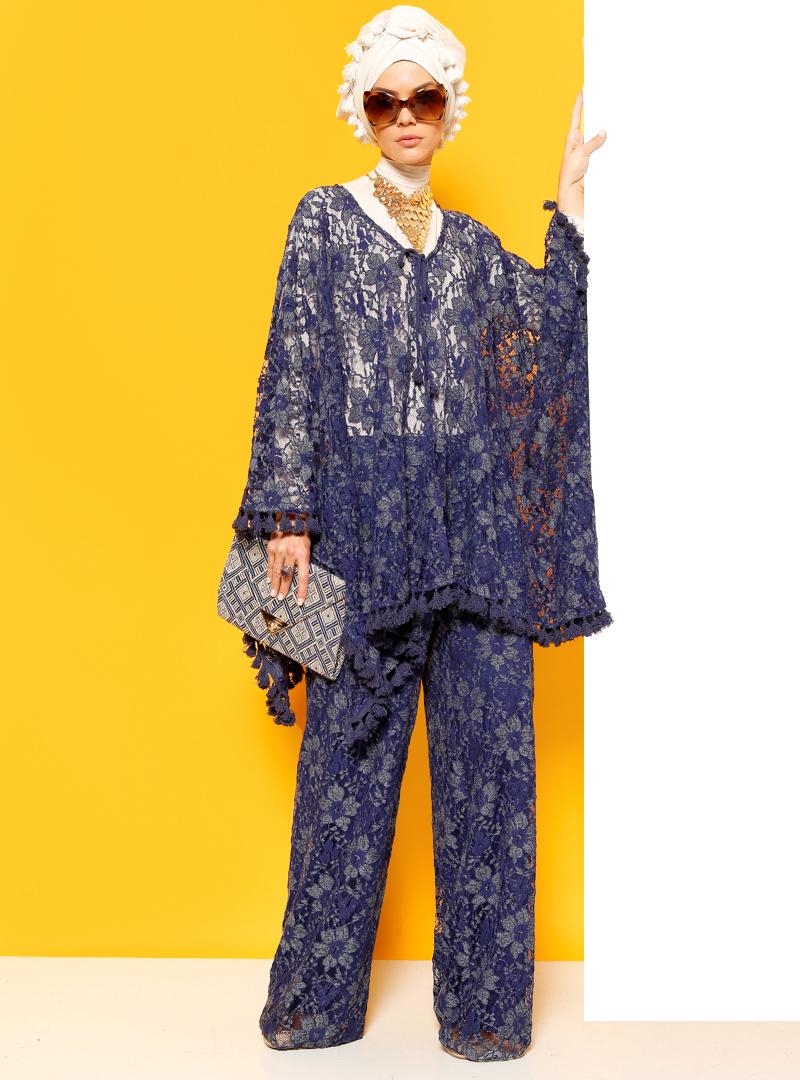dantel-pantolon--lacivert--luvice-207742-1