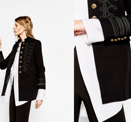 5 Farklı Tarzda İşlemeli Ceket