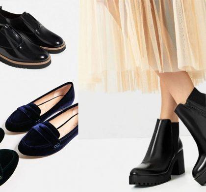 Yeni Sezon ZARA Ayakkabıları