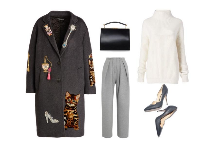 Kışlık Tesettür Giyim Kombinleri
